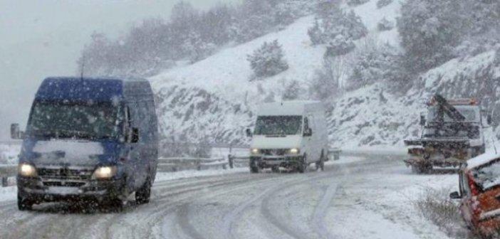 Δυτική Ελλάδα: Νέο κύμα χιονιά από απόψε