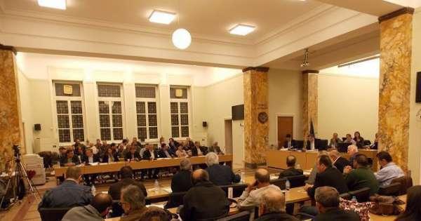 Δημοτικό Συμβούλιο με εντάσεις και… ΔΕΥΑΑ