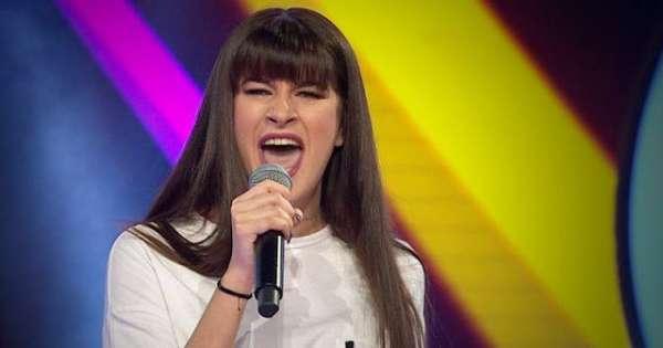 The Voice: Η 19χρονη Χριστίνα Γεροθόδωρου απο τη Ρίγανη Αγρινίου που εντυπωσίασε!