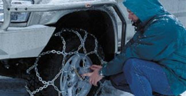 Αιτωλοακαρνανία: Που διεκόπη η κυκλοφορία και που η χρήση αλυσίδων είναι απαραίτητη