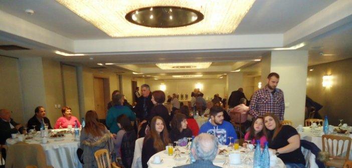 Ο Σύλλογος Κωνωπινιωτών Ξηρομέρου εγκαινιάζει το Πολιτιστικό του Κέντρο