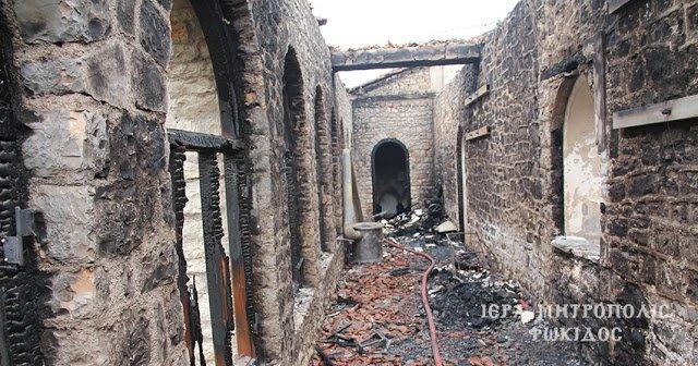 Άνοιγμα λογαριασμού για την αποκατάσταση της Ι.Μ. Βαρνάκοβας