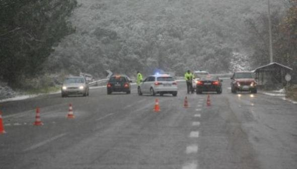 Αιτωλοακαρνανία: Σε επιφυλακή Δήμοι, Αστυνομία και Πυροσβεστική για το κύμα χιονιά
