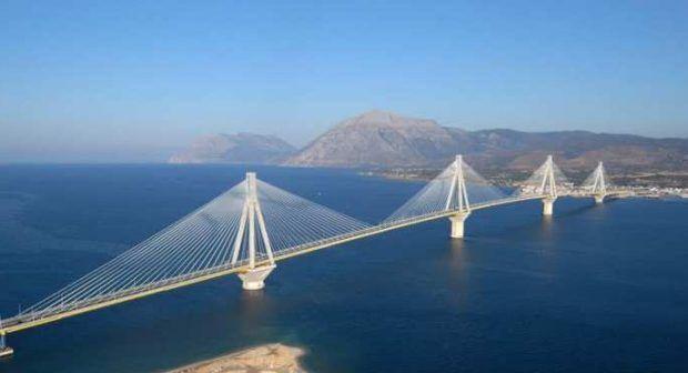 Σύστημα στη γέφυρα Ρίου – Αντιρρίου »αισθάνεται» τις δονήσεις και προειδοποιεί για σεισμό!