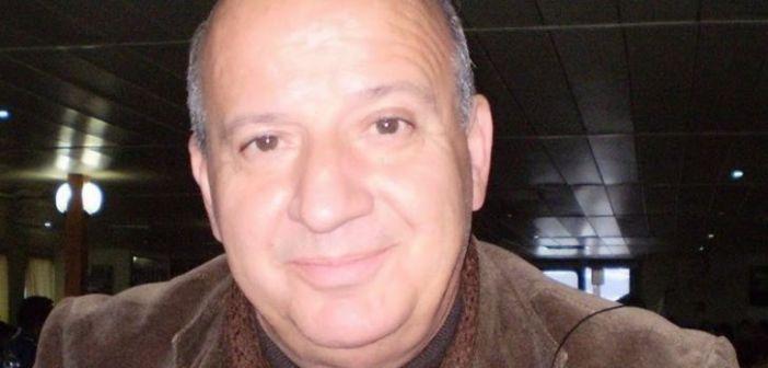 Συλλυπητήριο μήνυμα Γ. Αναγνωστόπουλο για την απώλεια του γιού του Θ. Κατερινόπουλου