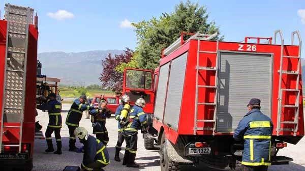 Ενημέρωση από την Πυροσβεστική Υπηρεσία Αγρινίου για την νέα Πυροσβεστική Διάταξη