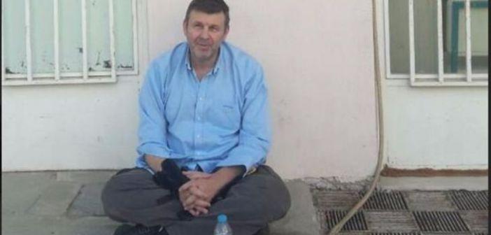 Σταμάτησε την απεργία πείνας ο Γκλέτσος στη Στυλίδα