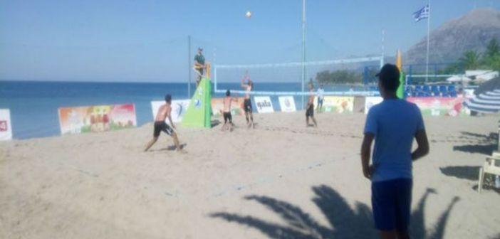 Αντίρριο: Βίντεο και φωτογραφίες από το πανελλήνιο πρωτάθλημα beach volley