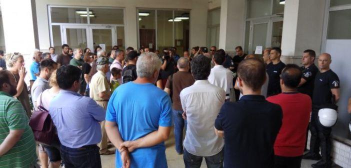 Ακύρωση της κινητοποίησης κατά των πλειστηριασμών την Τετάρτη!