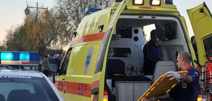 Σφοδρή σύγκρουση Ι.Χ. στην Π.Ε.Ο. Πατρών-Κορίνθου στο Λαμπίρι – Επτά οι τραυματίες, ανάμεσά τους και παιδιά