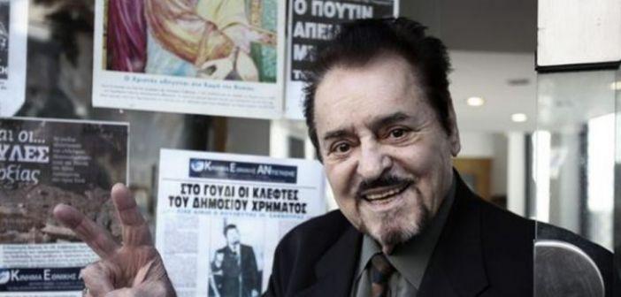 Συλλυπητήρια ανακοίνωση του Δημάρχου Θέρμου για τον θάνατο του Ιπποκράτη Σαβούρα