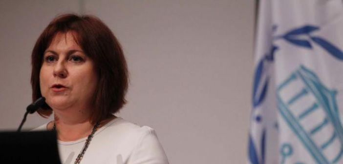 Ομιλία Μαρίας Τριαναφύλλου για την οργάνωση και λειτουργία της ανωτάτης εκπαίδευσης (ΔΕΙΤΕ ΒΙΝΤΕΟ)