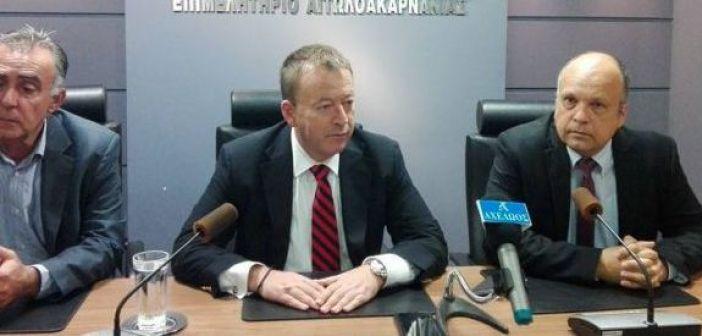 Καλές ειδήσεις για την Εκτροπή του Αχελώου και την Ελιά Καλαμών από Κόκκαλη! (ΔΕΙΤΕ ΦΩΤΟ + VIDEO)