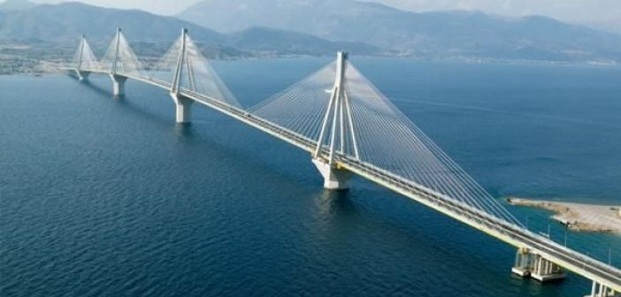 Τρελή καταδίωξη στην Γέφυρα Ρίου Αντιρρίου