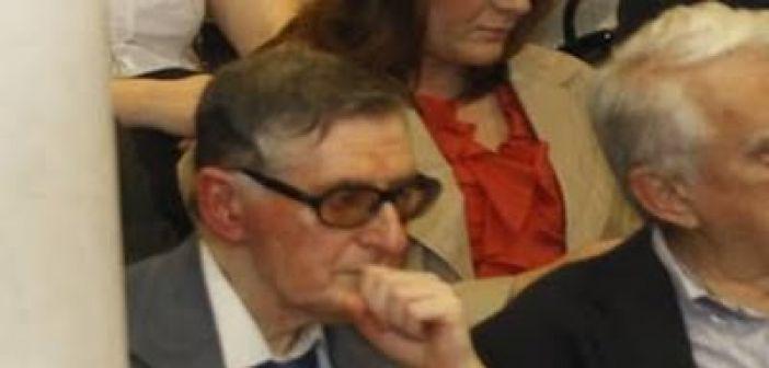 Η ΝΟ.Δ.Ε Αιτωλοακαρνανίας για την απώλεια του Θωμά Χούτα