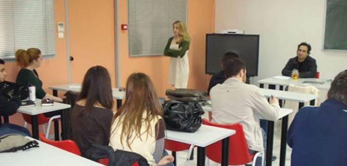 Έναρξη μαθημάτων στο ΙΕΚ Ναυπάκτου