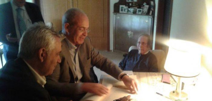 Δωρεά οικοπέδου στο Δήμο Ιερής Πόλης Μεσολογγίου (Δ.Κ. Αιτωλικού) από την κυρία Γεωργία Νιαβή