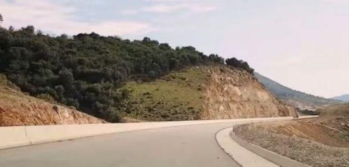 Διαλύθηκαν δύο εργολαβίες για τον αυτοκινητόδρομο της Αμβρακίας Οδού