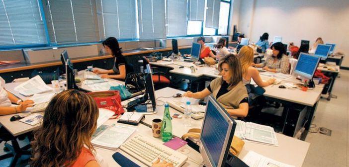 Ζητούνται 3 υπάλληλοι γραφείου από μεγάλη εμπορική εταιρεία