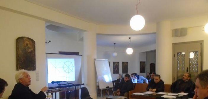 Σεμινάριο Εκκλησιαστικής Μουσικής στο Αγρίνιο: «Θεωρία και Πράξη της Βυζαντινής Μουσικής» (ΦΩΤΟ)