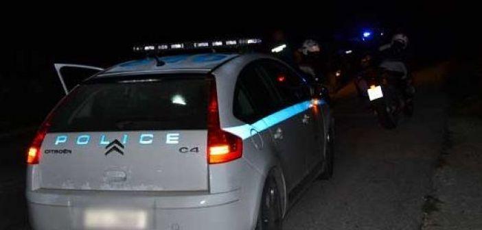 Σύλληψεις για μεταφορά μη νόμιμου αλλοδαπού στο Μεσολόγγι