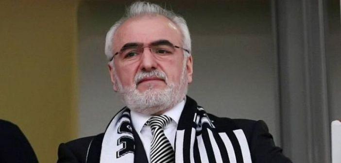 Ο Ιβάν Σαββίδης με ανακοίνωση ζητάει συγγνώμη: «Δεν είχα σκοπό να απειλήσω…»