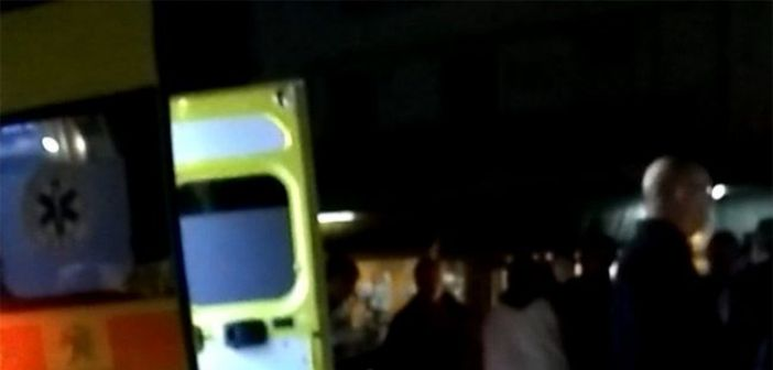 Στο νοσοκομείο 12χρονος μετά από σύγκρουση αυτοκινήτου με μοτοσικλέτα στην Αμφιλοχία! (VIDEO)