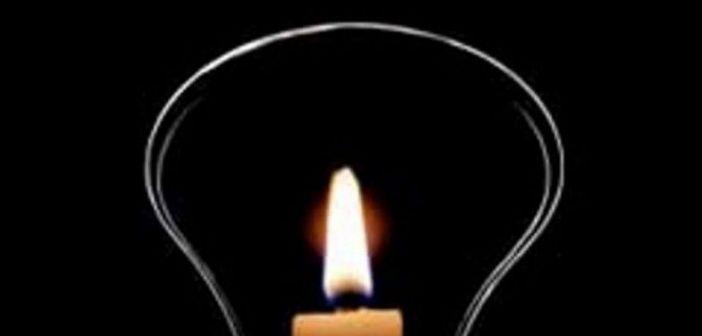 Διακοπή ρεύματος σε Μεσολόγγι και Ναυπακτία – Αναλυτικά οι περιοχές