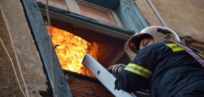 Μεγάλες ζημιές από πυρκαγιά σε σπίτι στο Ευηνοχώρι Μεσολογγίου (ΔΕΙΤΕ ΦΩΤΟ)