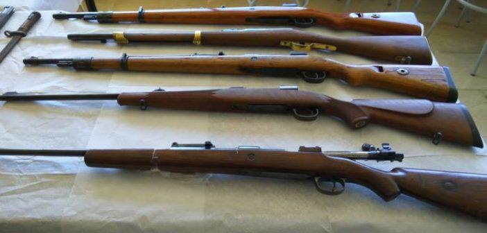 Μεγάλη επιχείρηση της Ασφάλειας Πατρών – Που βρέθηκαν όπλα – Τέσσερις συλλήψεις