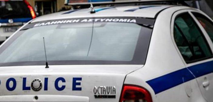 Συνελήφθη στην Ιόνια για μεταφορά αλλοδαπών από το Μεσολόγγι στη Βέροια