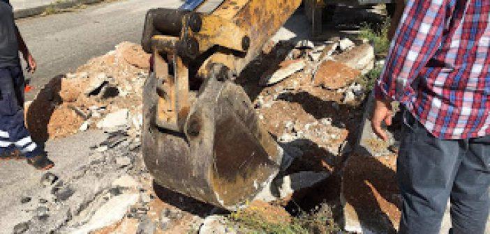 Το διαχρονικό πρόβλημα του άχρηστου εξωτερικού δικτύου ύδρευσης του Αστακού