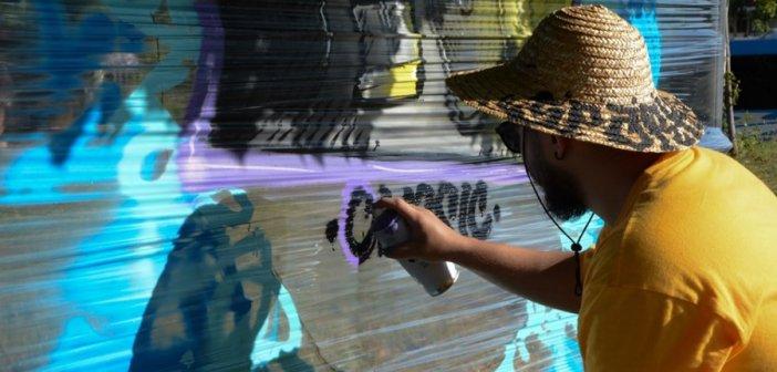 Δη.Πε.Θε Αγρινίου: «SECRET ARTS» σε χαρακτηριστικά σημεία της πόλης (ΦΩΤΟ)
