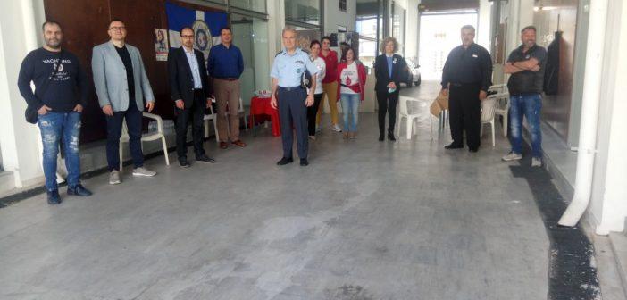 Μήνυμα ζωής: Εθελοντική αιμοδοσία στο Αγρίνιο (ΔΕΙΤΕ ΦΩΤΟ)