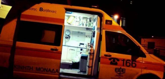 Σοβαρό τροχαίο με έναν νεκρό και δύο τραυματίες στην Πάτρας-Τρίπολης