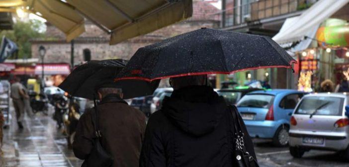 Καιρός: Άστατος σήμερα – Πού θα εκδηλωθούν βροχές και καταιγίδες