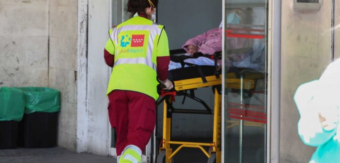Ισπανία: 138 νέοι θάνατοι από κορονοϊό