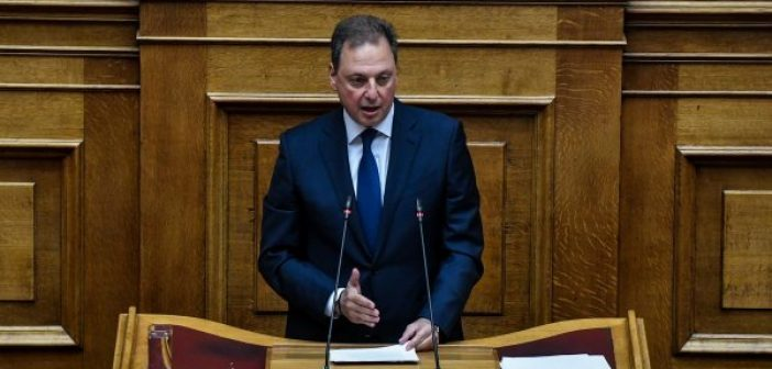 """Σπ. Λιβανός """" …Η προσπάθειά μας να ανακουφίσουμε τα νησιά δεν μπορεί να αντιστρατεύεται τα συμφέροντα των πόλεων της υπόλοιπης Ελλάδας…"""""""
