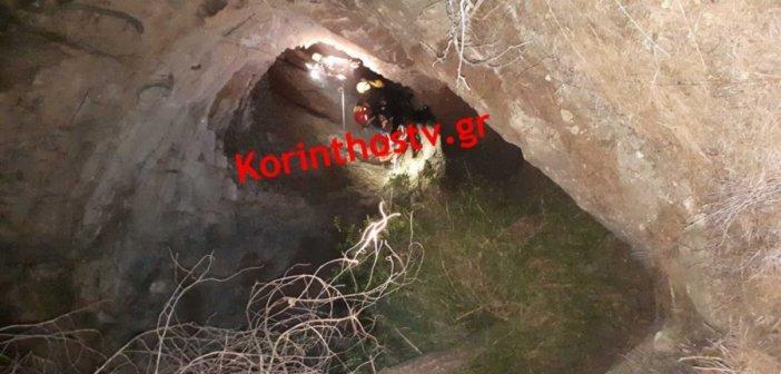 Θρίλερ στο Λουτράκι: Τέσσερις νεκροί σε σπηλιά – Ανοιχτό το ενδεχόμενο να έψαχναν θησαυρό!