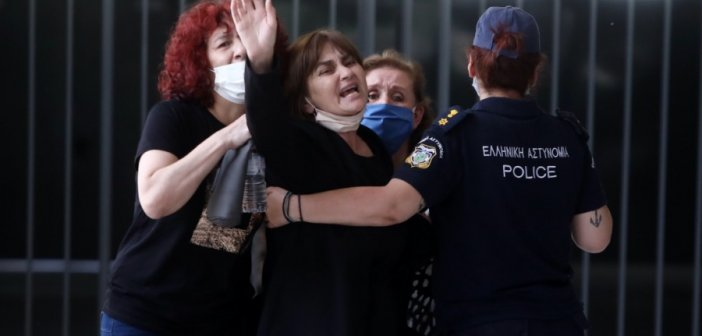 Ελένη Τοπαλούδη: Ισόβια στους 2 κατηγορούμενους για την δολοφονία της φοιτήτριας