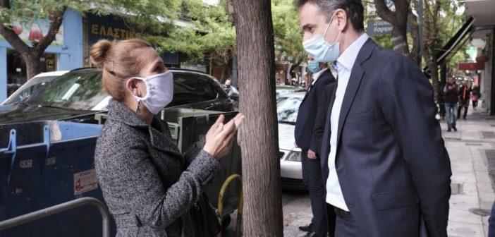 Μητσοτάκης: Είχαμε καλά αποτελέσματα στην πανδημία γιατί οι πολίτες έδειξαν υπευθυνότητα – Ας συνεχίσουμε έτσι!