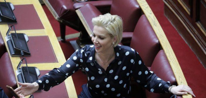 Πόθεν έσχες – Κατερίνα Μονογυιού: Η πιο… φτωχή βουλευτής με εισόδημα μόλις 10 λεπτά!