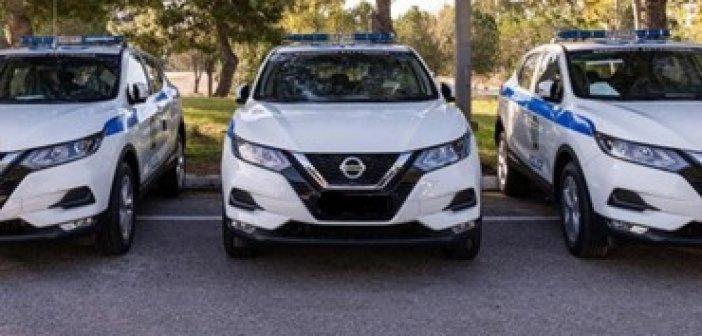 Ενισχύεται με 23 νέα οχήματα η Α.Δ. Ακαρνανίας