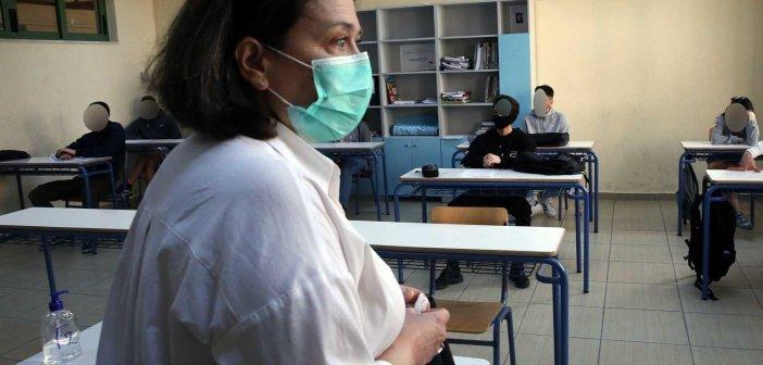 Έτσι θα γίνουν οι Πανελλήνιες: Με μάσκες, χωρίς ανεμιστήρες και με ανοικτά παράθυρα