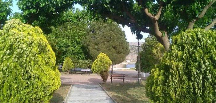 Παρεμβάσεις ευπρεπισμού στο Πάρκο Αστακού (ΔΕΙΤΕ ΦΩΤΟ)