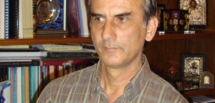 Συλλυπητήρια του Δημάρχου Μεσολογγίου για τον θάνατο του Γιάννη Σπανού