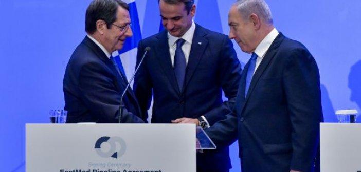 Στην Κύπρο η επόμενη τριμερής συνάντηση Ελλάδας – Κύπρου – Ισραήλ