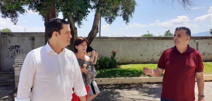 Στην εφαρμογή  ηλεκτρονικού  συστήματος ελέγχου εισόδου-εξόδου στο ΔΑΚ Αγρινίου προχώρησε ο Δήμος Αγρινίου (ΦΩΤΟ)