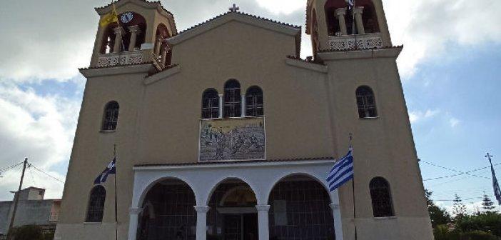 Διάρρηξη στον Ιερό Ναό Αγίου Παύλου Μεσολογγίου(ΦΩΤΟ)