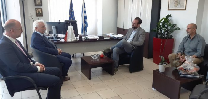 Τρεις πυλώνες συνεργασίας της Περιφέρειας Δυτικής Ελλάδας με τον Ε.Ε.Σ.